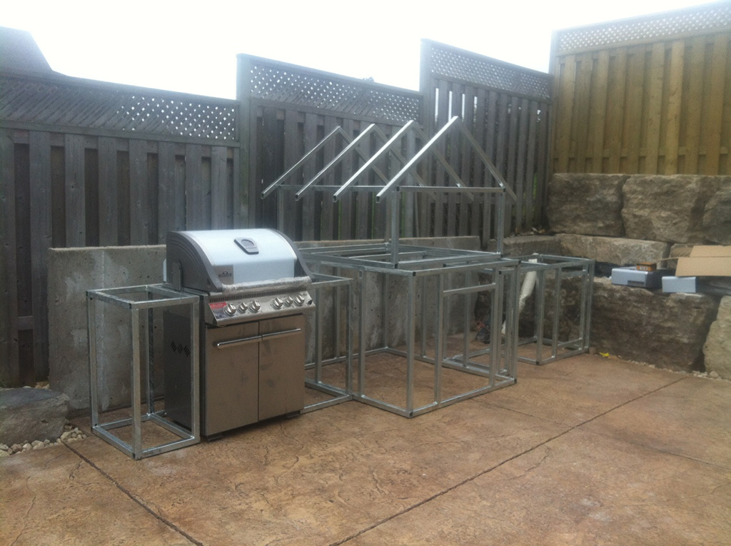 Http Www Outdoorcustomkitchens Ca Pizza Oven Gallery